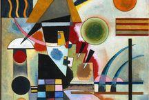 Kandinsky- L'art abstrait