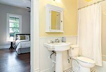 Bev's bathroom - color ideas