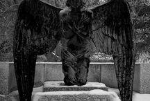Fallen Angels / Dark & fallen angels. Angels of death.