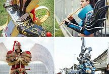 Cosplay / Cosplay and cosplayers We love!