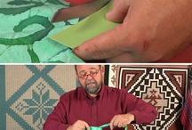 Alfombras de tiras de tela
