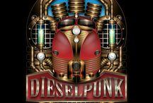 RPG • Dieselpunk