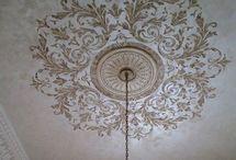 круг орнамент панно