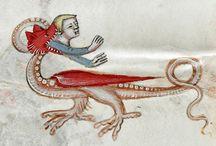 grilli medioevali