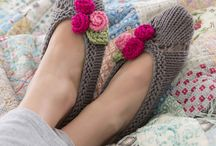 Shoe making / Crochet, knit, felt, sew... For babies and big babies!!!! / by Efthymaki Anna