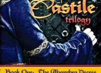 THE ALHAMBRA DECREE Story of young love, family & allegiance to faith in Flower from Castile / Historical Fiction Novels