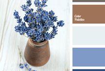 Colour My World / Colour palettes for home & fashion