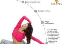 Fitness / Forever Living Produkter