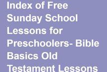 Curriculum: Preschool