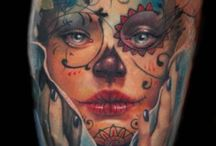 Tattoos & piercings / by Stephanie Collins