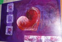Leao's Art / Just an expression of art on canvas