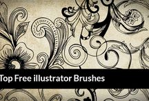 Brushes - Illustrator