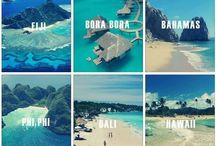 Beaches / These are some wonderful beaches