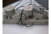 Como reparar una cama Ortopedica / Aparato tipo actuador de dos motores con control remoto. Éste tipo de aparato se utiliza para las camas articuladas,familiares,ortopedicas.