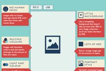 Social Media Infographic / Infographics about Social Media Marketing