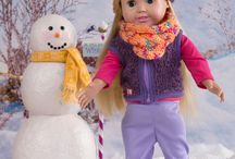 American Girl Patterns / Doll clothes