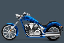 Motorcycles / by Elissa Lucchese