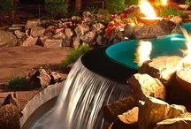 Outdoor Firepits / Not your ordinary fire pit!