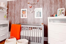 Baby Boy Nursery / A rustic woodland fox theme. add some some touches of Disney like robin hood and fox and the hound....also some camping inspired items all to make an adorable nursery for my lil fox. / by Katelyn Jordan