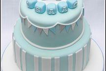 Dedication cakes