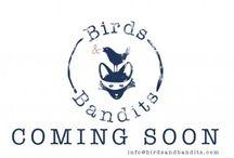Online erhältlich / www.birdsandbandits.com eco friendly kidsfashion handmade in Germany