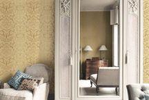 Luxe chalet / Wnętrza i dodatki w stylu chalet.