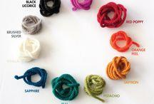 Baa Baa Bulky Yarn + Patterns / Knitting and crochet patterns featuring Baa Baa Bulky yarn by Ewe Ewe.