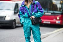ski suit 80's VI. ski retro