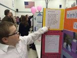 Our Schools In The News / This board will showcase NHA Schools in the news.