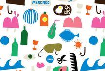 Prints & Patterns  / by Sofía Baglini