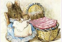 BEATRIX POTTER / by Kathy