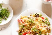 Chaat / It's all about tantalising your taste buds . It's about the Spicy tinge and the feeling of zing !!!