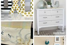 diy crafting and design / by Pamela W. Interiors
