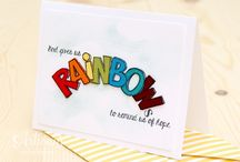 Stampin' Up! Over The Rainbow (AC15)