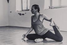 Yoga im Bild / Ideen für Bildstil/Licht/Gestaltung