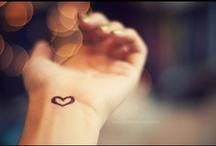 Tattoos&Piercings / by Bridget Hill