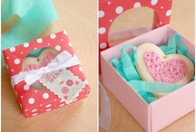 PACKAGING and Gift Giving / by {em}eline Seet