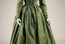 1840-luku / Pukuja, kuvia, potretteja 1840-luvulta.