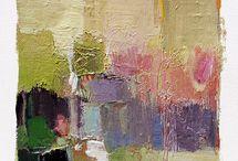 paintings / Olie verf, acryl, mixed media