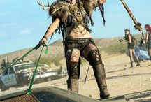 .. for a tribal post apocalyptic costume