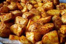 pečené bramboráky