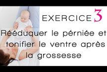 fitness post grossesse