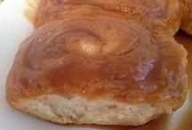 Bread and rolls / by Stephanie Olson