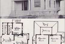 House plans and exteriors