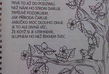 básničky, říkanky