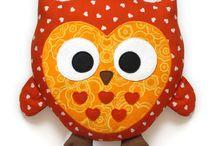 owl / by Betta