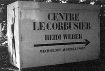 Heidi Weber Haus, Zurich by Le Corbusier