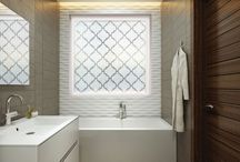 Hy-Lite Home Designer Collection / Hy-Lite Home Designer Collection - Designer-inspired decorative privacy windows for the bath and beyond.  #hy-lite #home #designer #collection #decorative #glass #privacy #windows #bath #bathroom #remodel #diy