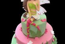 sweet table winx / Un dolce tavolo per la piccola Monica con ila sua winx preferita Flora