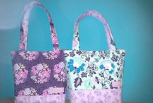 bags - my work / some bags, baskets for crochet, handbags - from me